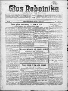 Głos Robotnika 1928, R. 9 nr 187
