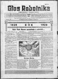 Głos Robotnika 1928, R. 9 nr 191