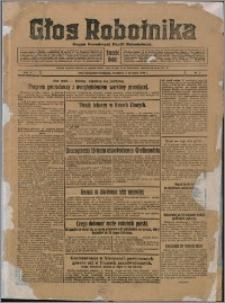 Głos Robotnika 1929, R. 10 nr 1
