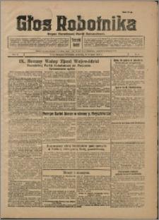 Głos Robotnika 1929, R. 10 nr 4