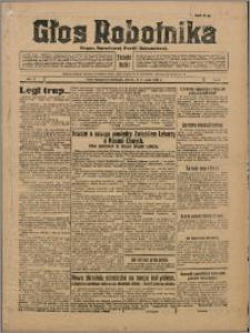 Głos Robotnika 1929, R. 10 nr 5