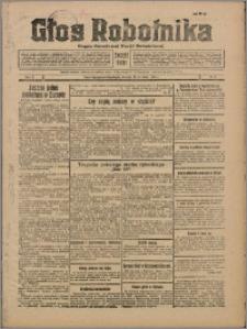 Głos Robotnika 1929, R. 10 nr 6