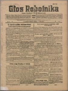 Głos Robotnika 1929, R. 10 nr 7
