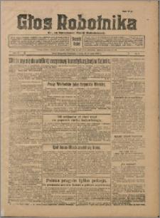 Głos Robotnika 1929, R. 10 nr 8