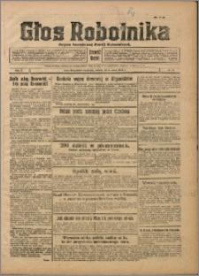 Głos Robotnika 1929, R. 10 nr 11