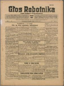 Głos Robotnika 1929, R. 10 nr 12