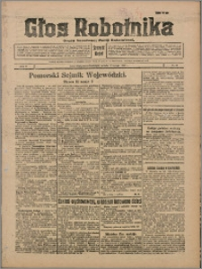 Głos Robotnika 1929, R. 10 nr 14