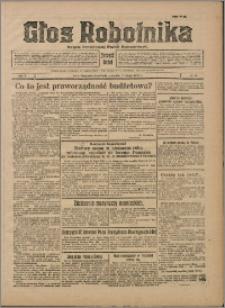 Głos Robotnika 1929, R. 10 nr 16
