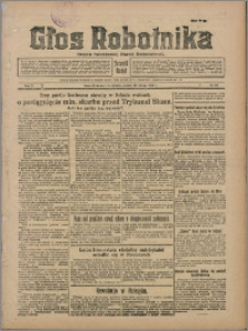 Głos Robotnika 1929, R. 10 nr 23