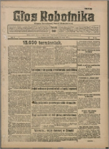 Głos Robotnika 1929, R. 10 nr 24