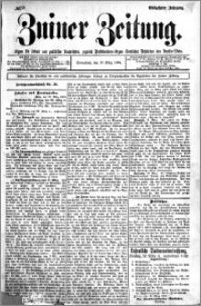 Zniner Zeitung 1904.03.19 R.17 nr 22
