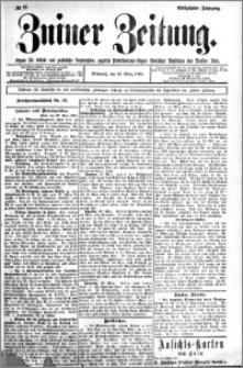 Zniner Zeitung 1904.03.23 R.17 nr 23