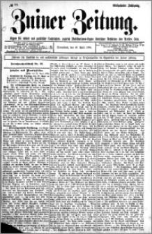 Zniner Zeitung 1904.04.16 R.17 nr 29