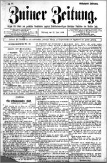 Zniner Zeitung 1904.06.22 R.17 nr 48