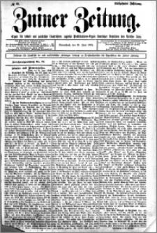 Zniner Zeitung 1904.06.25 R.17 nr 49