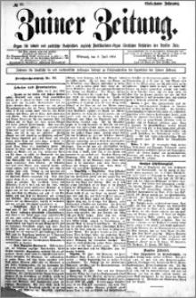Zniner Zeitung 1904.07.06 R.17 nr 52