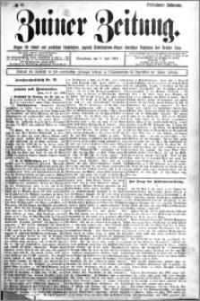 Zniner Zeitung 1904.07.09 R.17 nr 53