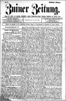 Zniner Zeitung 1904.07.17 R.16 nr 55