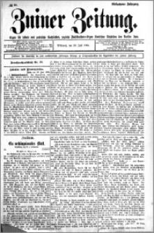 Zniner Zeitung 1904.07.20 R.17 nr 56