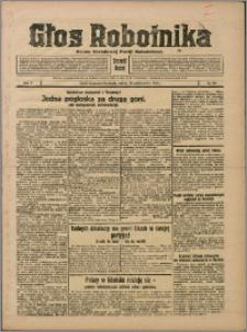 Głos Robotnika 1929, R. 10 nr 128