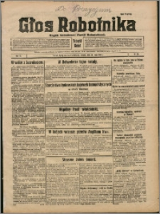 Głos Robotnika 1930, R. 11 nr 60