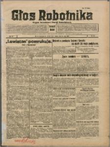 Głos Robotnika 1930, R. 11 nr 62