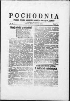 Pochodnia 1929 nr 40