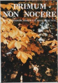 Primum Non Nocere 1997 nr 10