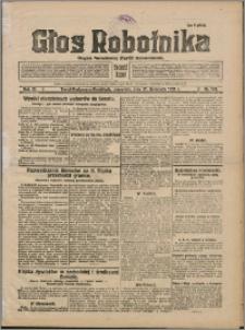 Głos Robotnika 1930, R. 11 nr 142