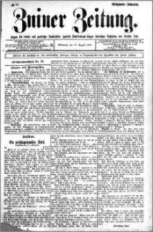 Zniner Zeitung 1904.08.17 R.17 nr 64