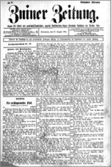 Zniner Zeitung 1904.08.27 R.17 nr 67