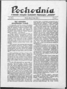 Pochodnia 1931 nr 28