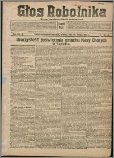 Głos Robotnika 1931, R. 12 nr 18