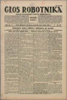 Głos Robotnika 1931, R. 12 nr 28
