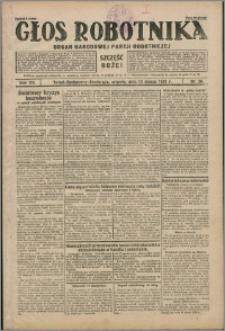 Głos Robotnika 1931, R. 12 nr 30