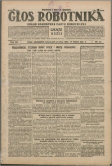 Głos Robotnika 1931, R. 12 nr 33