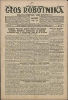 Głos Robotnika 1931, R. 12 nr 34