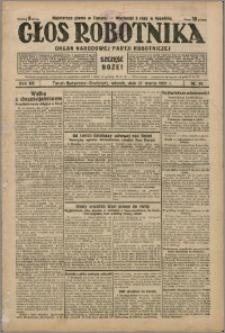 Głos Robotnika 1931, R. 12 nr 39