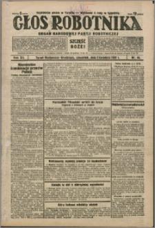 Głos Robotnika 1931, R. 12 nr 40