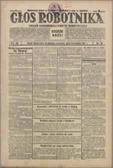 Głos Robotnika 1931, R. 12 nr 42