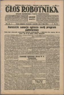Głos Robotnika 1931, R. 12 nr 81