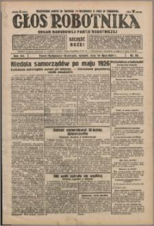 Głos Robotnika 1931, R. 12 nr 83