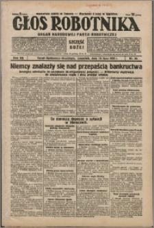 Głos Robotnika 1931, R. 12 nr 84
