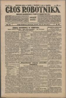 Głos Robotnika 1931, R. 12 nr 86
