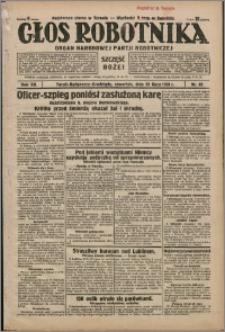 Głos Robotnika 1931, R. 12 nr 87