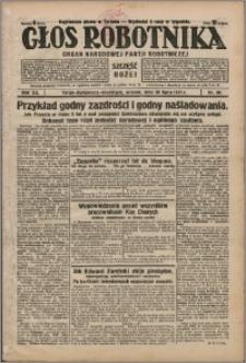 Głos Robotnika 1931, R. 12 nr 89