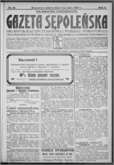 Gazeta Sępoleńska 1930, R. 4, nr 51