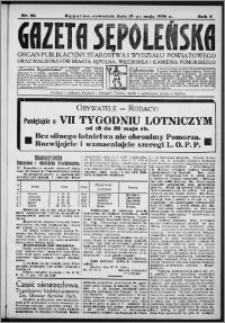 Gazeta Sępoleńska 1930, R. 4, nr 56