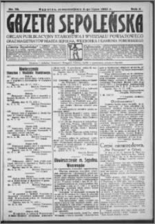 Gazeta Sępoleńska 1930, R. 4, nr 75