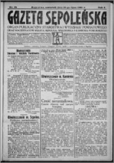 Gazeta Sępoleńska 1930, R. 4, nr 78